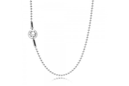 Collana ESSENCE COLLECTION in Argento a Grani